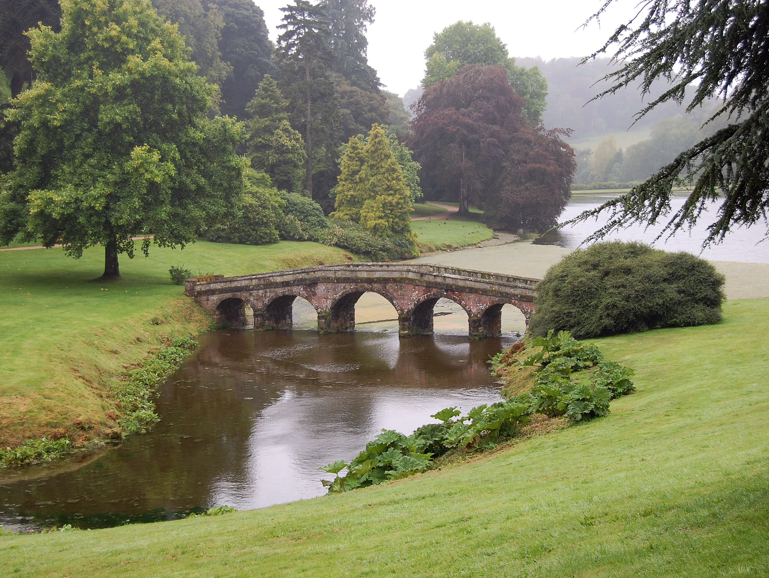 Reasons to wend your way in Wiltshire, England - Stourhead