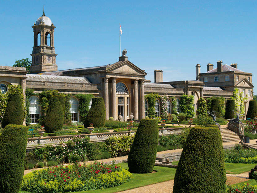 Reasons to wend your way in Wiltshire, England - Bowood House
