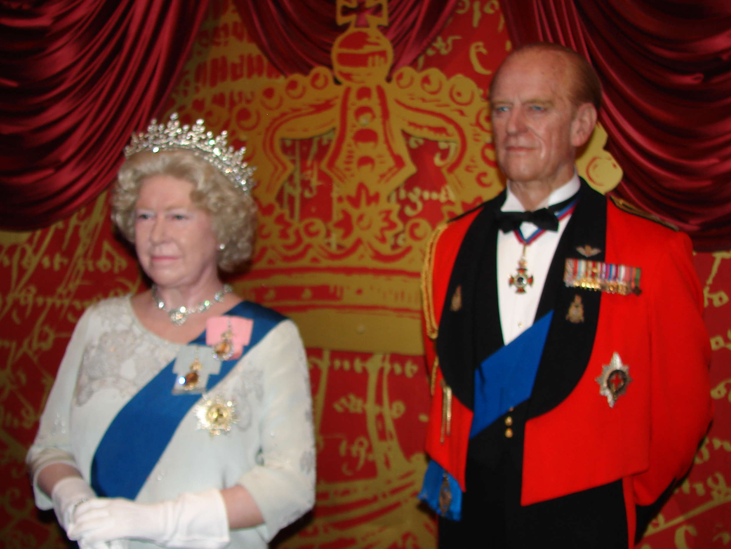 Reasons to live it large in London, England. - Madam Tussads