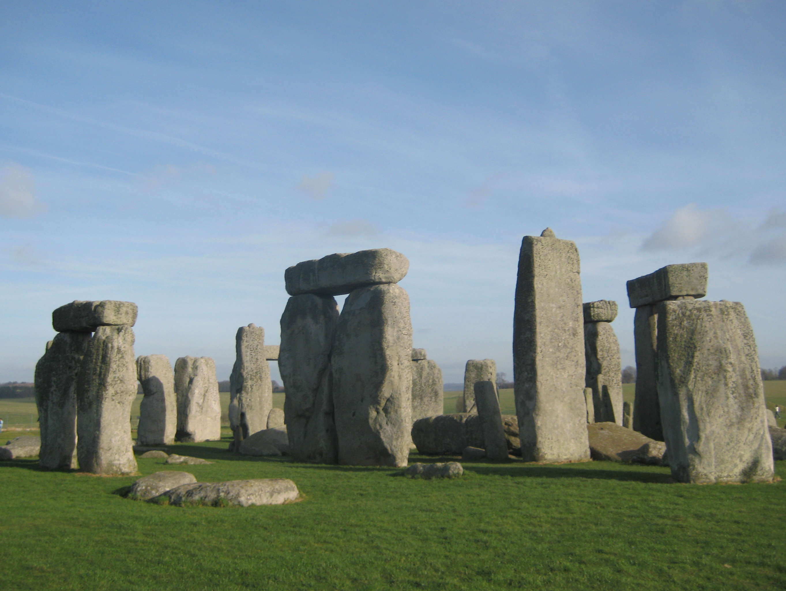 Reasons to wend your way in Wiltshire, England - Stonehenge