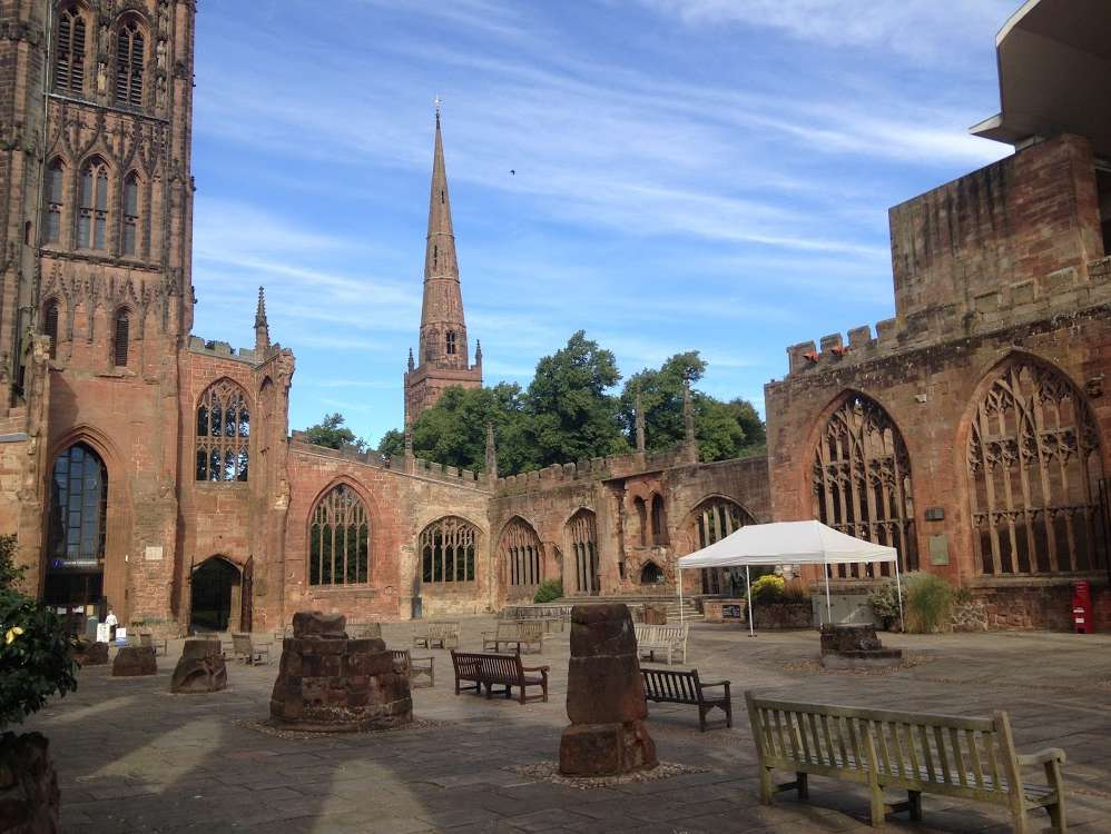 Reasons to visit Coventry