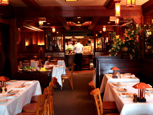 Reasons to visit San Francisco - Chez Panisse restaurant