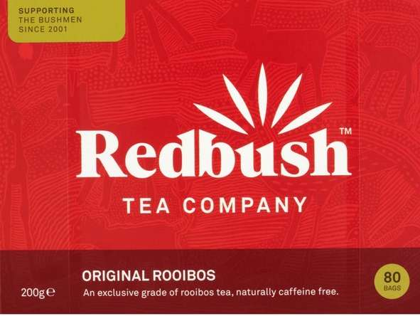 to drink Red Bush tea