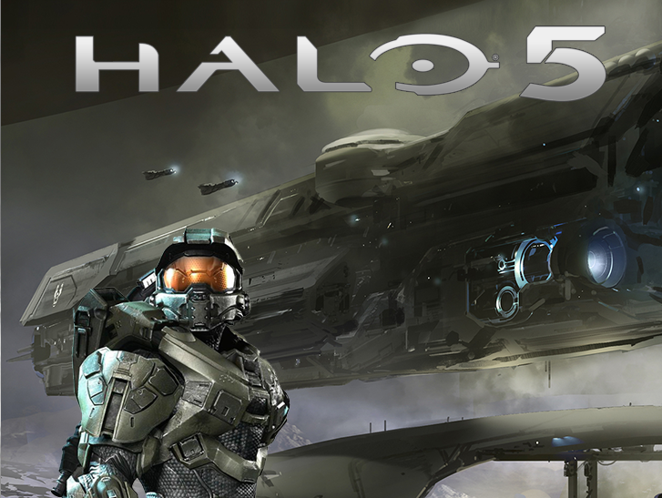 Reasons to buy an XBox One - Playing Halo 5 : Guardians