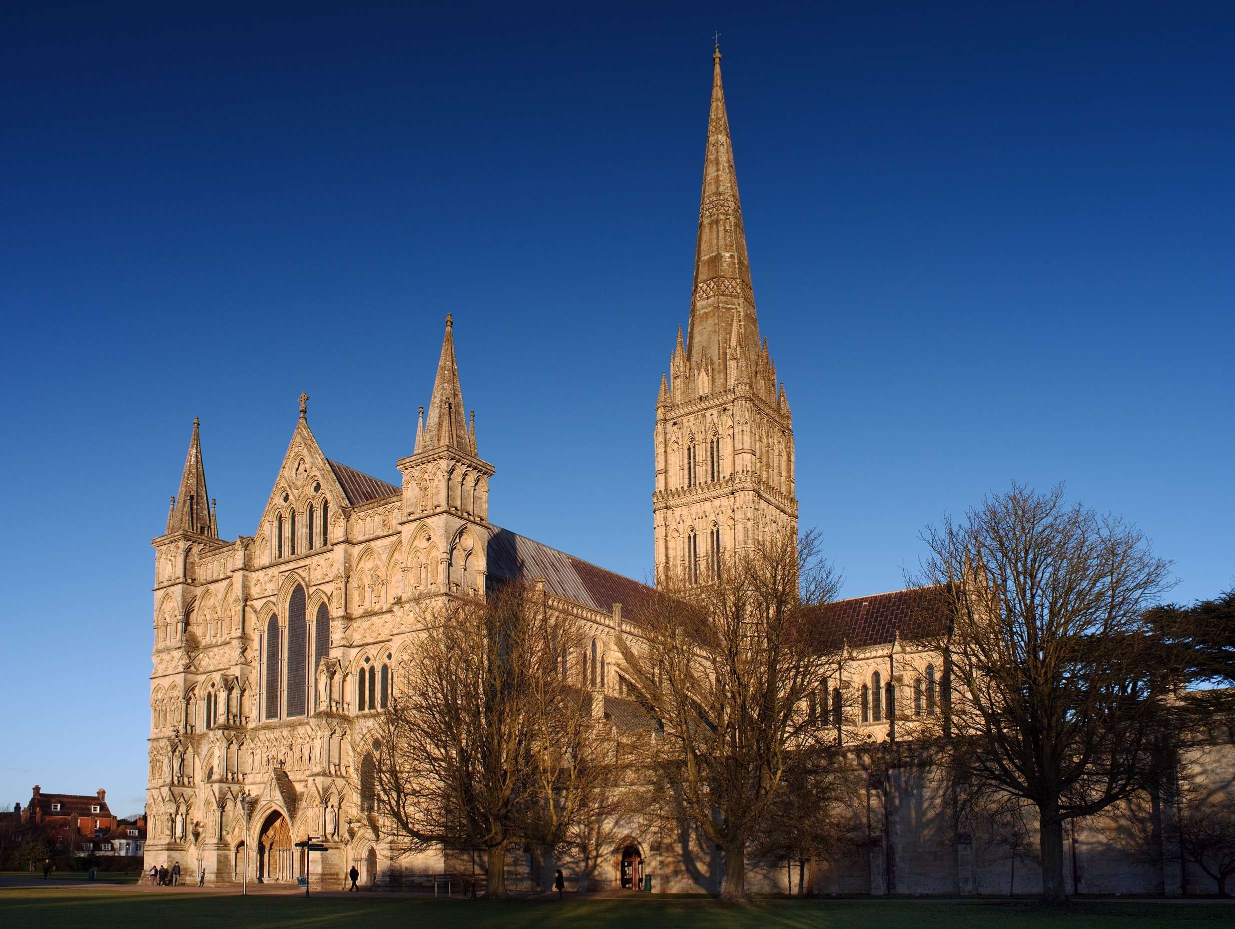 Reasons to wend your way in Wiltshire, England - Salisbury Cathedral
