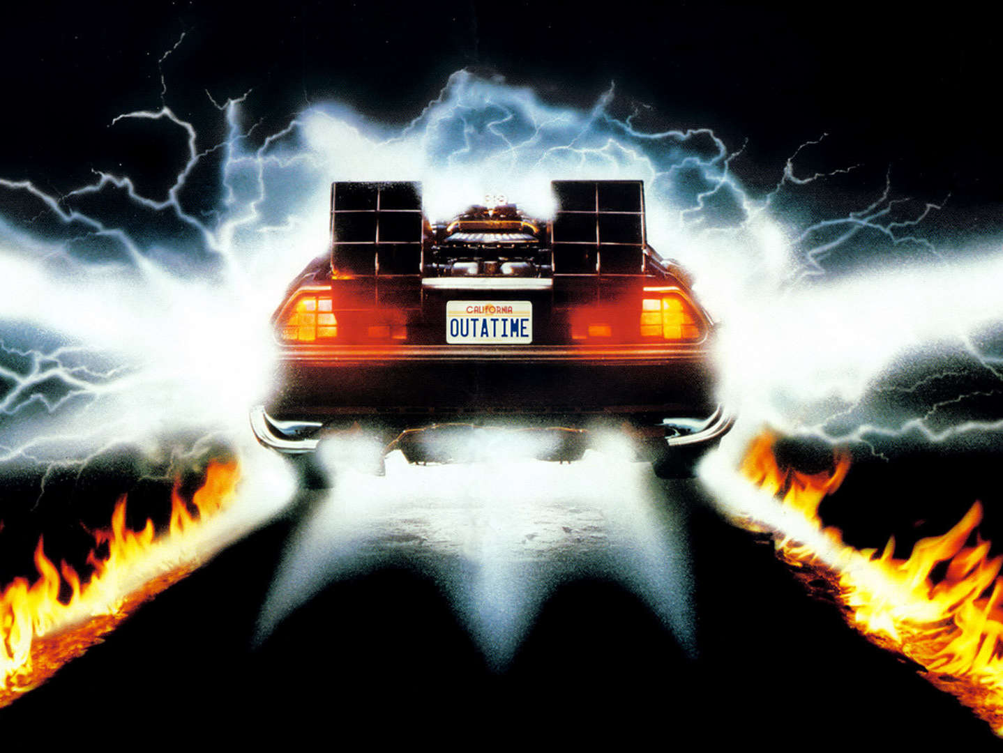 Back To The Future is the greated movie of all time