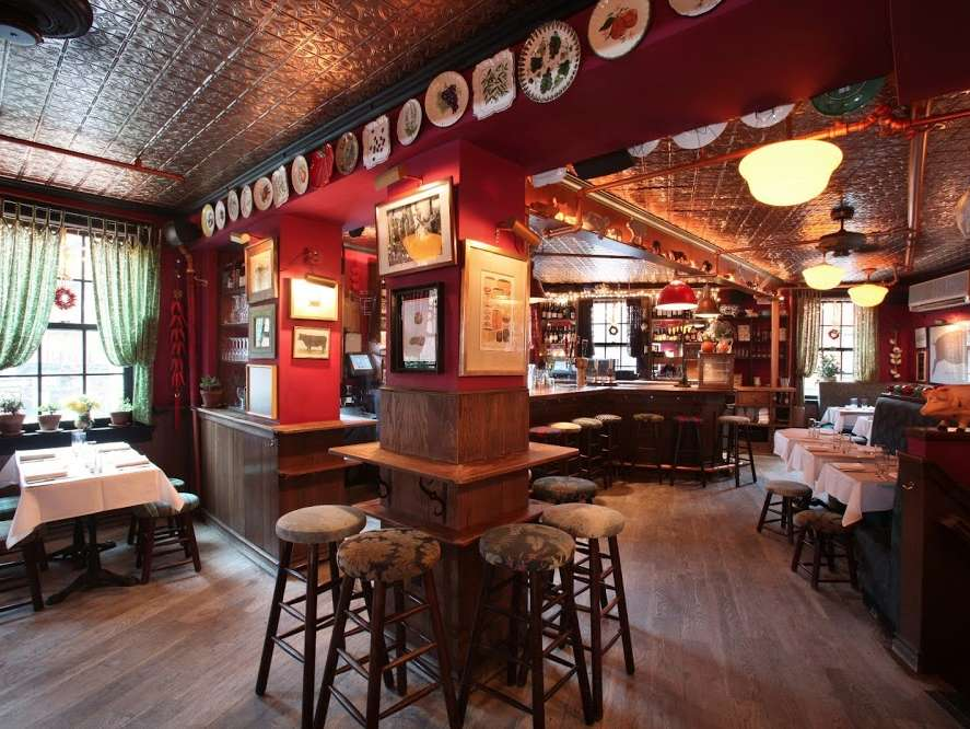 Reasons to eat out in Greenwich Village