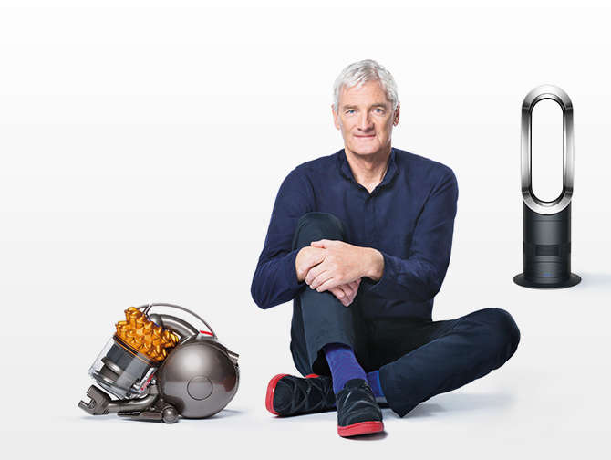to love Dyson
