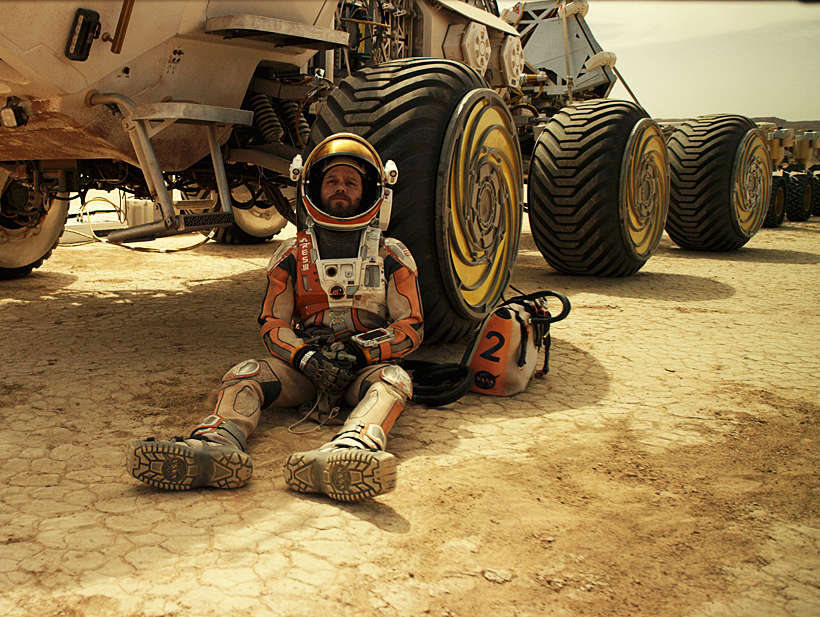 Reasons why 'The Martian' is set to be an epic movie