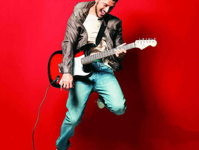 Reasons to play guitar. - Men who play guitar are sort of a perfectionist. They are very particular about things in their life in general.