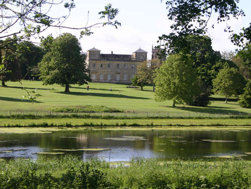 Reasons to wend your way in Wiltshire, England - Lydiard Park