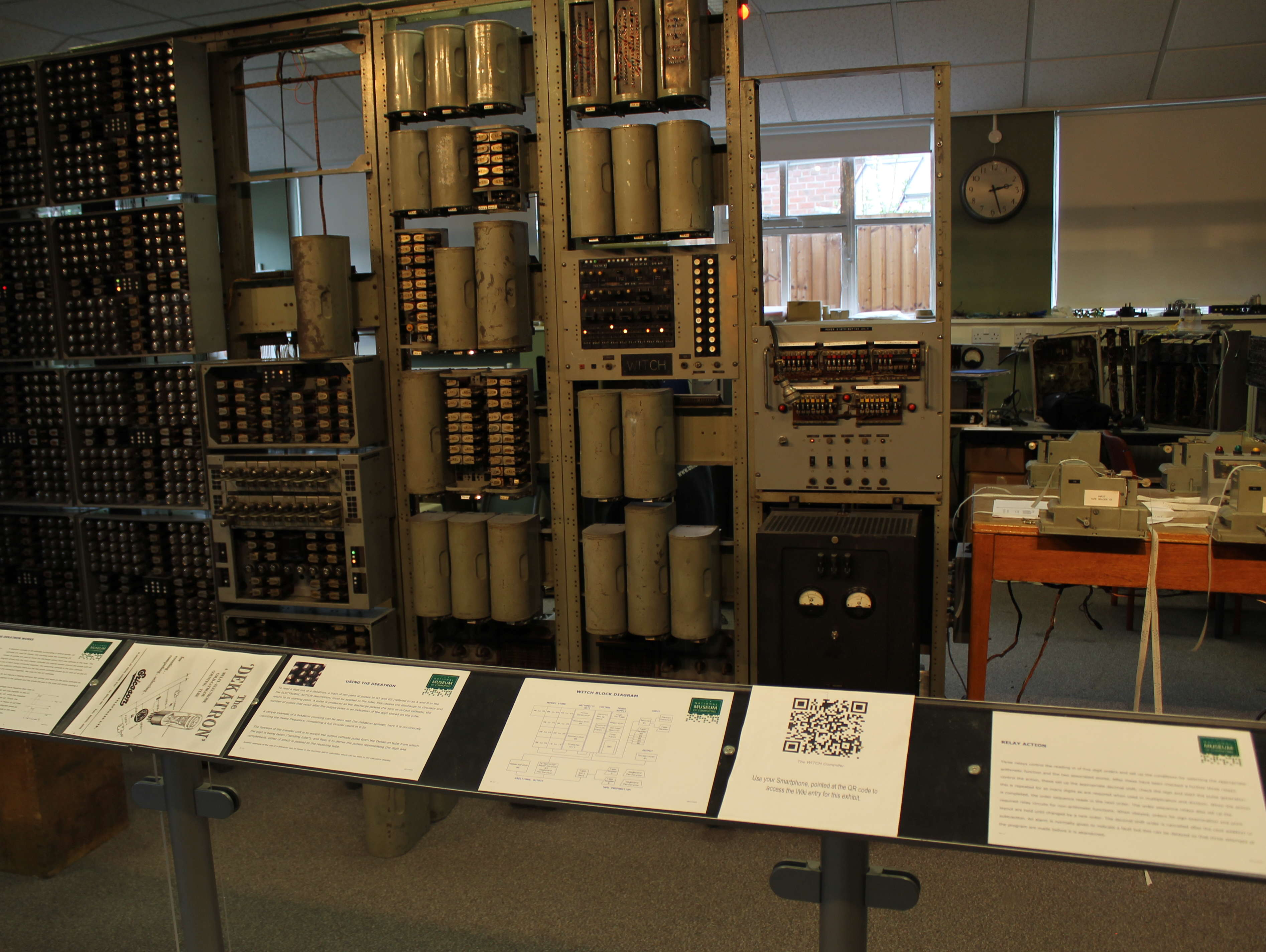 Reasons to wend your way in Wiltshire, England - Museum of Computing