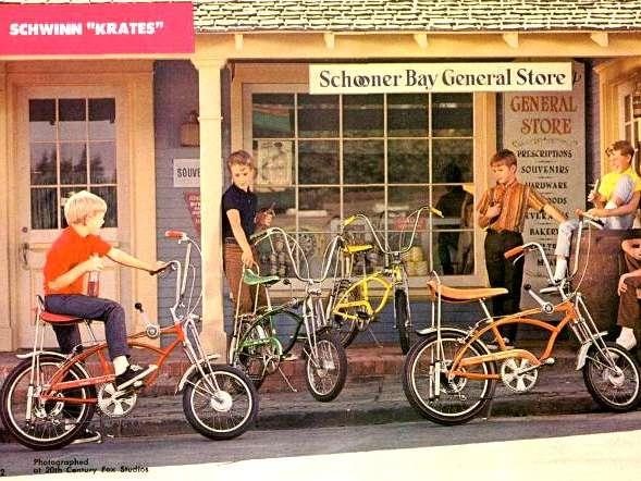 why the Schwinn Krate bike was the literally the best bike ever made!