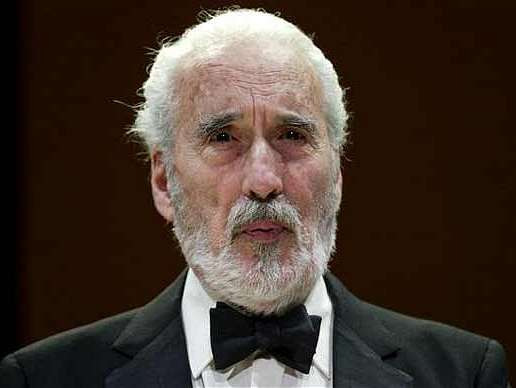Christopher Lee was truly amazing