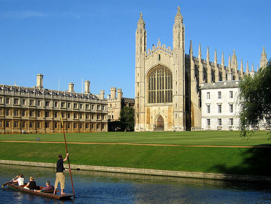 Reasons why you should choose Cambridge over Oxford.