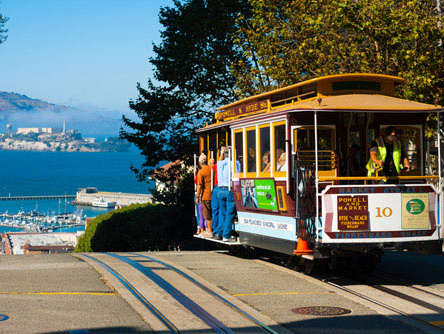 Reasons to visit San Francisco - Cable Cars