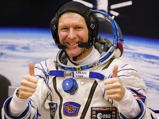 to love Tim Peake