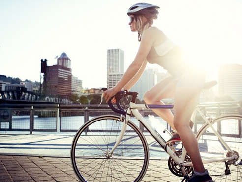 Reasons to cycle to to work