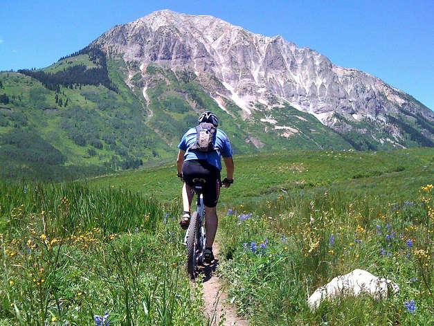 to Mountain Bike in the USA