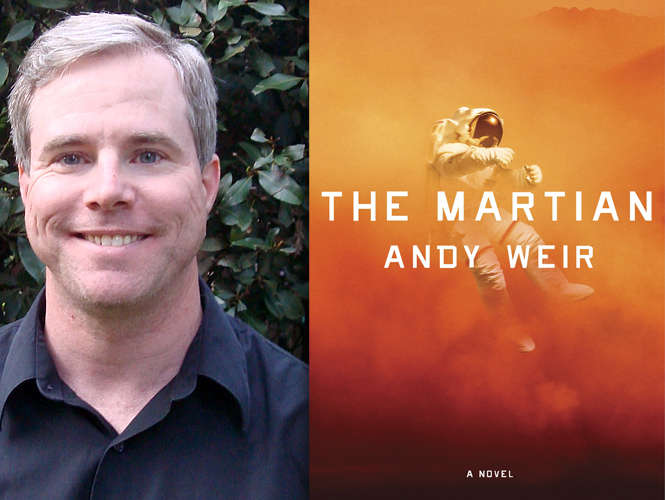 Reasons why 'The Martian' is set to be an epic movie - It's based on Andy Weir's science fact/fiction book