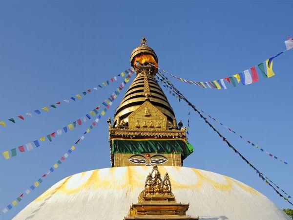Everest Komfort-Trekking «in den Fängen der 8000er»