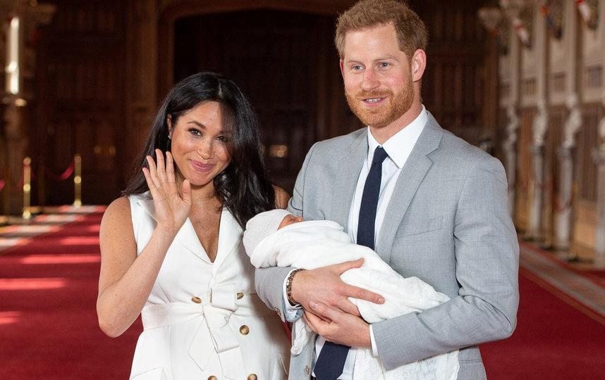 Даже один ребенок — это очень много! Принц Гарри устал от отцовства на самоизоляции