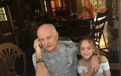 Внучка Никиты Михалкова отказалась от работы модели