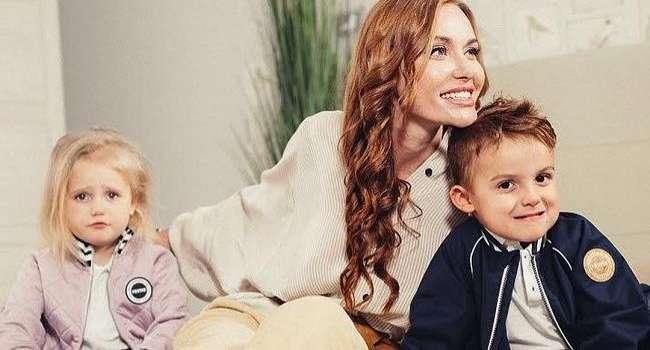 «Радости хватит на полдня»: Слава Каминская показала, как развлекает своих детей на карантине