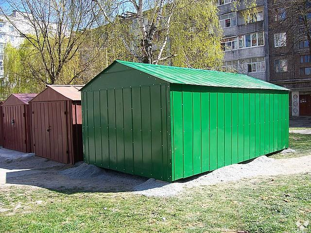 Оформление металлического гаража в собственность
