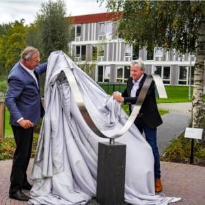 onthulling gedenkteken hospice Vrijthof Tiel
