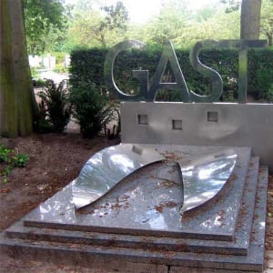 Familiegraf - Grafmonument GAST