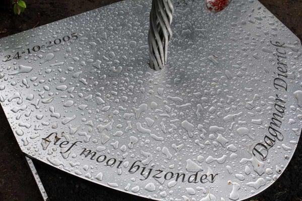 grafsteen kind Dagmar