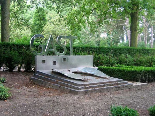 Familiegraf Grafmonument GAST