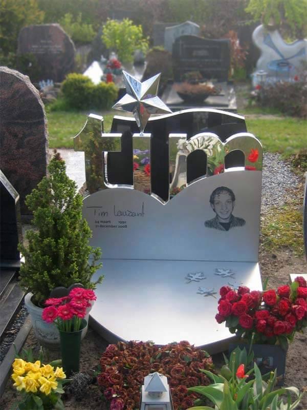 grafsteen kind