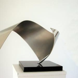 modern-abstract-RVS-sculptuur-binnen