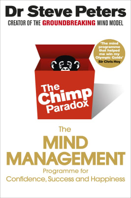 The Chimp Paradox: Dr Steve Peters.