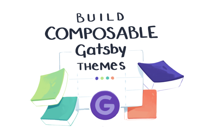 Building composable gatsby theme title