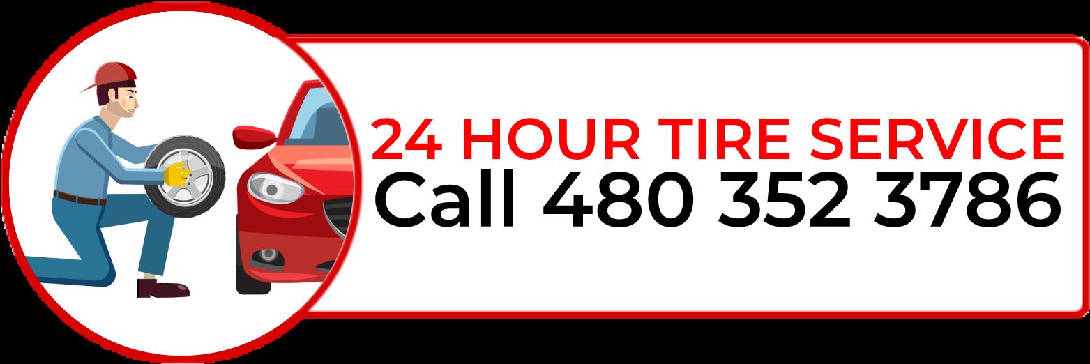24 Hour Tire Service