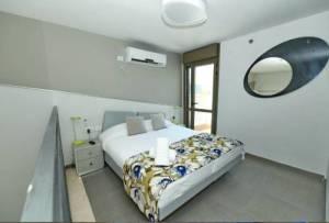 דירת נופש מפנקת - עד 6 אורחים
