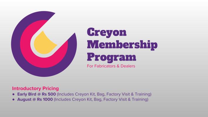 Image of Creyon Membership