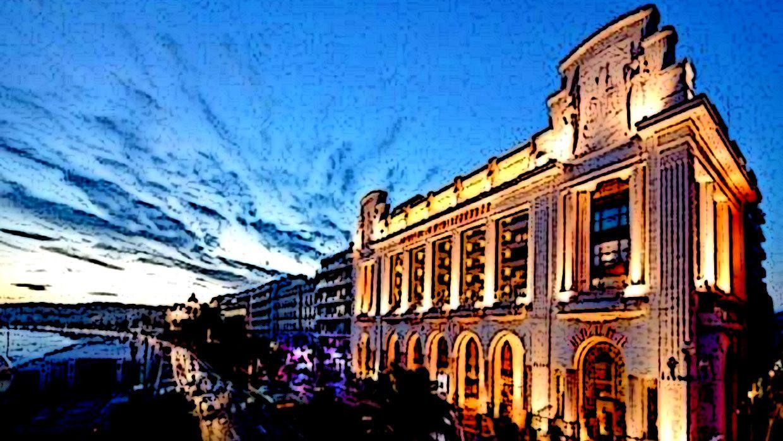 Palais de la méditerannée Nice 06