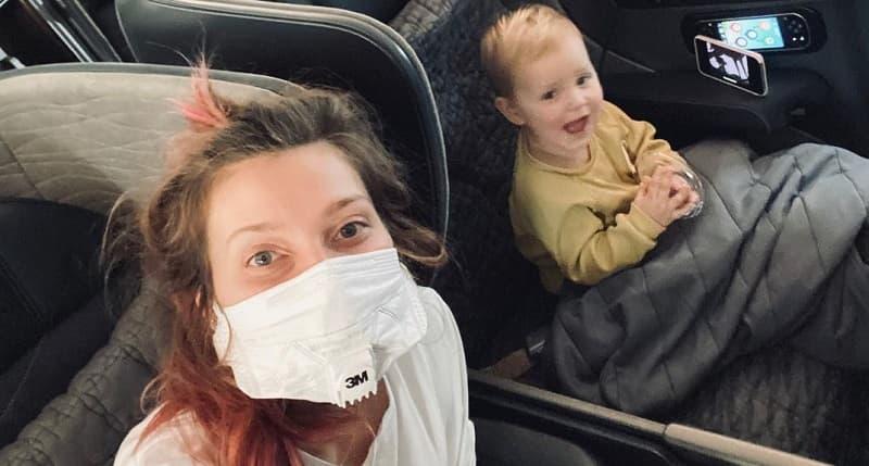Сын Тодоренко попал в больницу из-за аллергии на орех