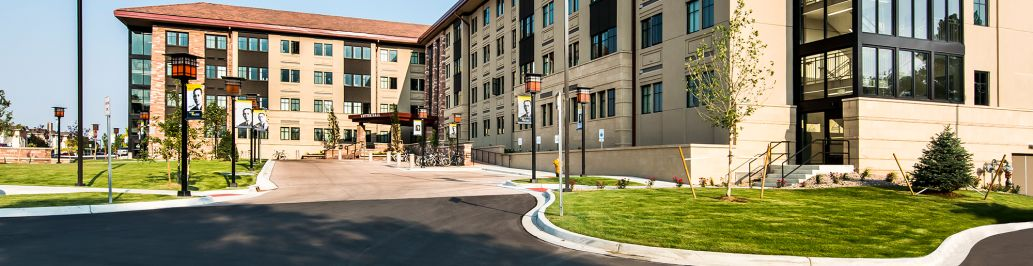 Yetter Hall is located on the Colorado Christian University campus in Lakewood, CO.