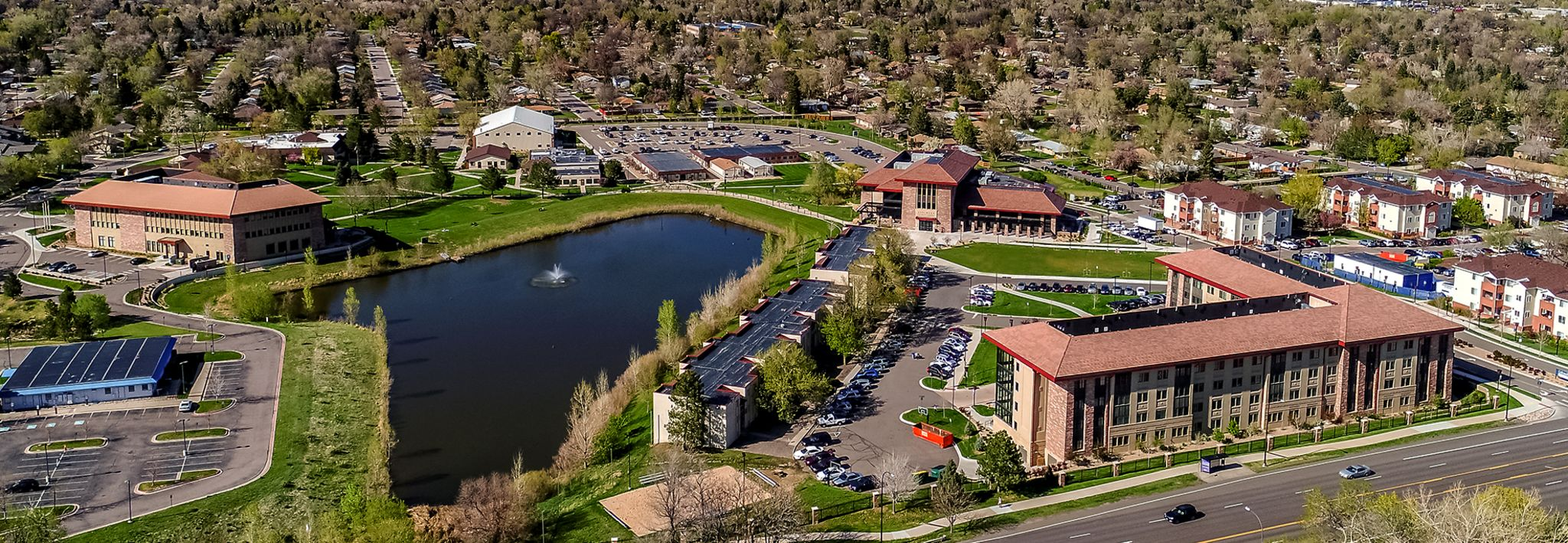 Colorado Christian University Campus Map.About Ccu Colorado Christian University