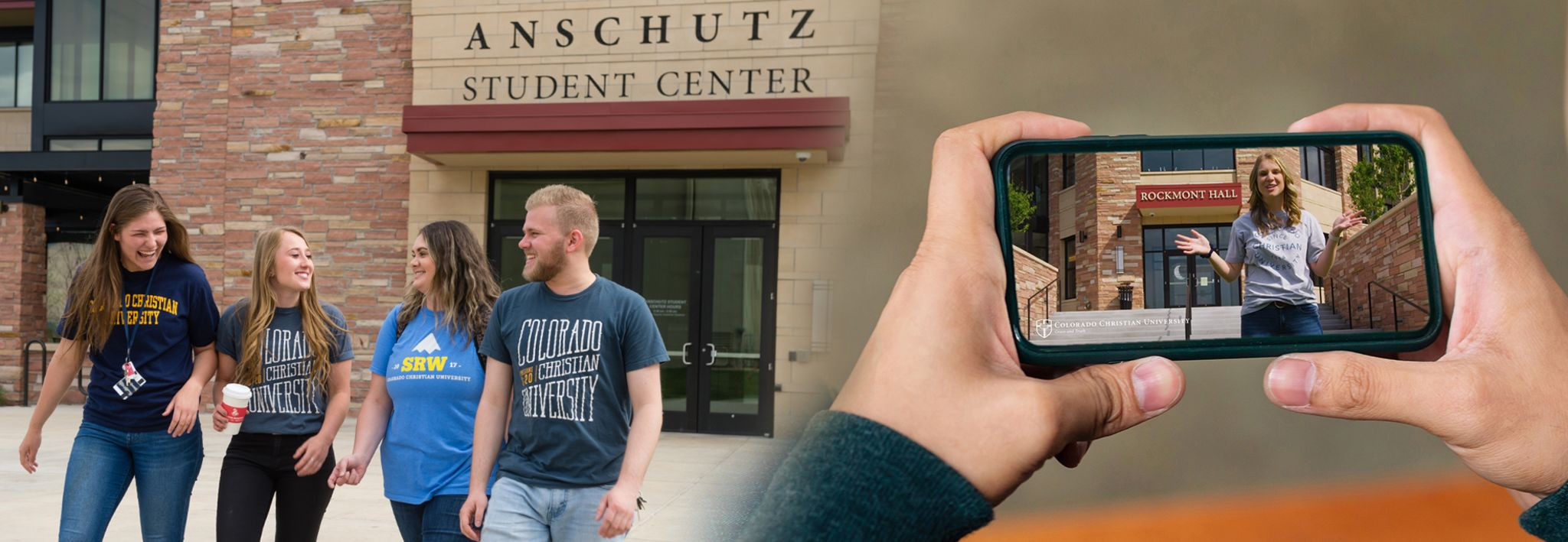 During the 2020 pandemic CCU offers both in person and virtual visits for prospective students.