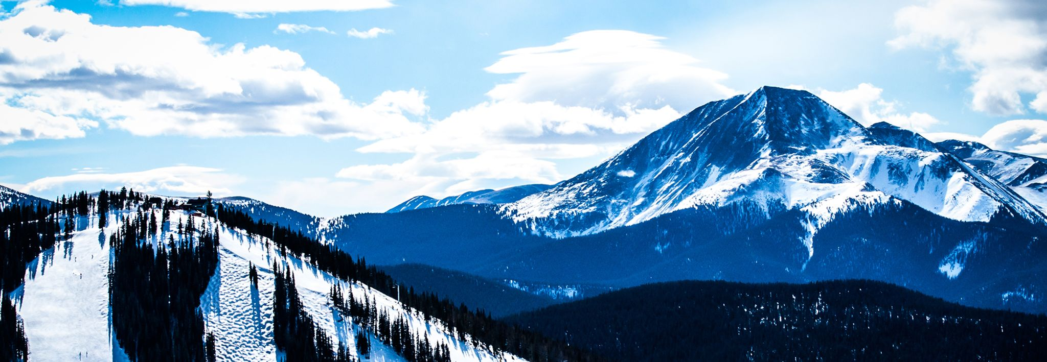 Many CCU students spend their free time in the winter skiing or snowboarding at Keystone resort.