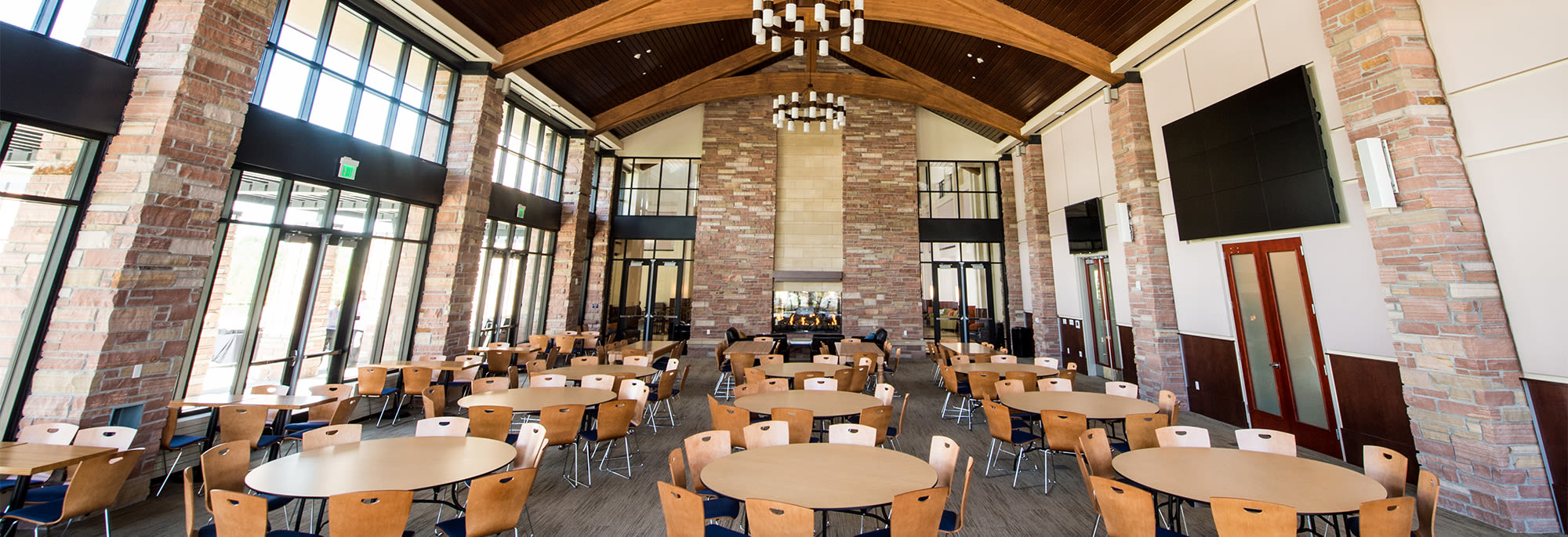 Great Room of Student Center