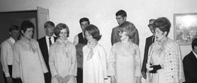 Rockmont Choir in the 1960s