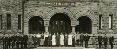 The Denver Bible Institute