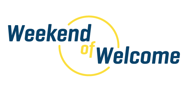 Weekend of Welcome Logo